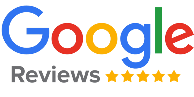 Google Reviews 5* rating